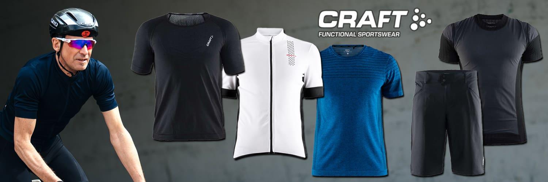Craft 2019 - technische Radbekleidung & funktionale Unterwäsche