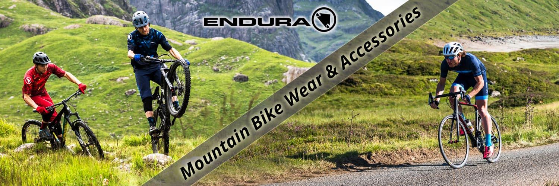 Endura 2019 - high quality Mountain Bike Wear & Accessories