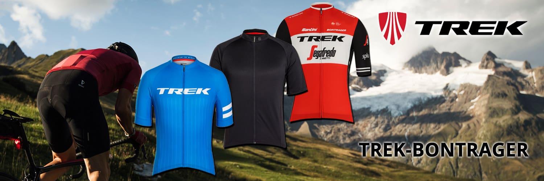Trek-Bontrager Fahrradbekleidung & Zubehör