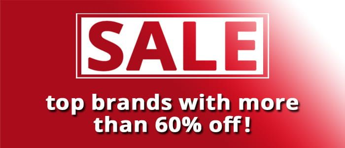 Summer Sale - top brands up to 40% off!