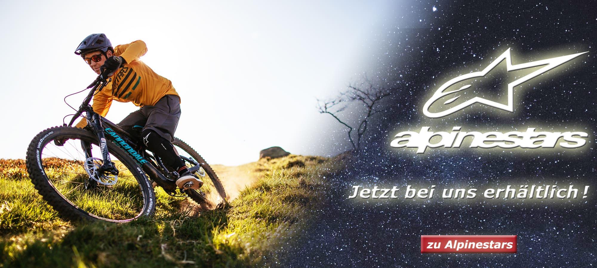 Alpinestars MTB, Enduro & Downhill Bekleidung - Neu im Sortiment