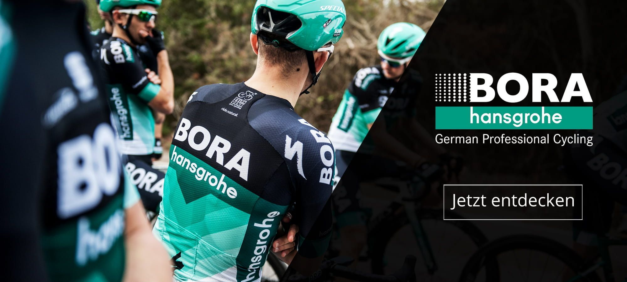 Bora Hansgrohe 2018 - German professional cycling team