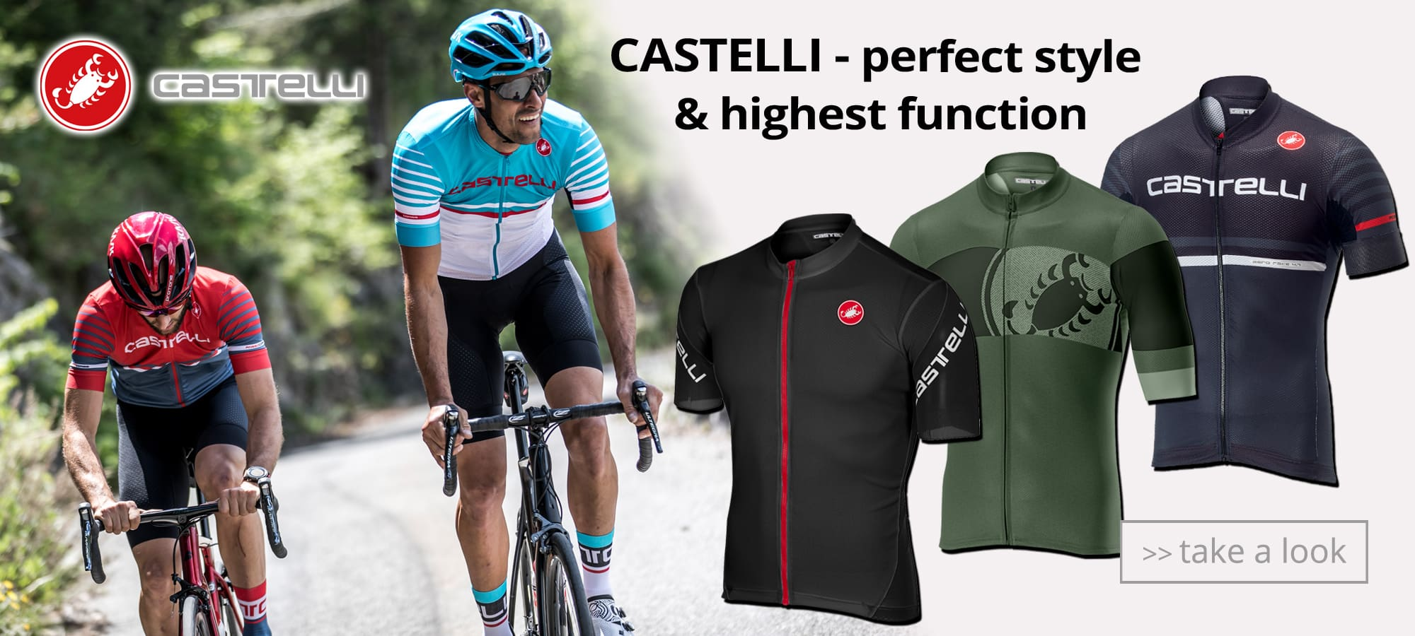 Castelli - The new line 2019