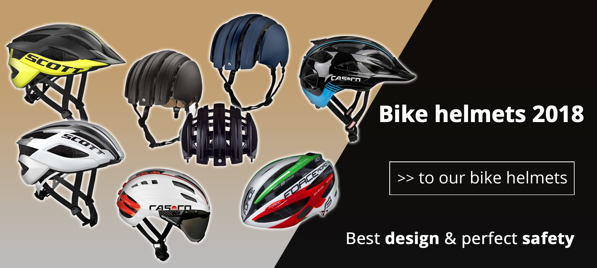 Our bike helmets 2018 offer best design and perfect safety