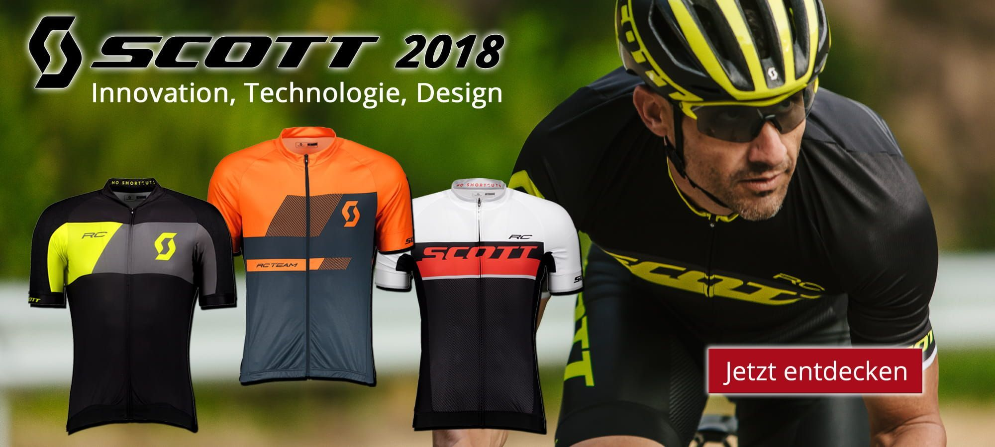 Scott 2018 - Innovation, Technologie, Design