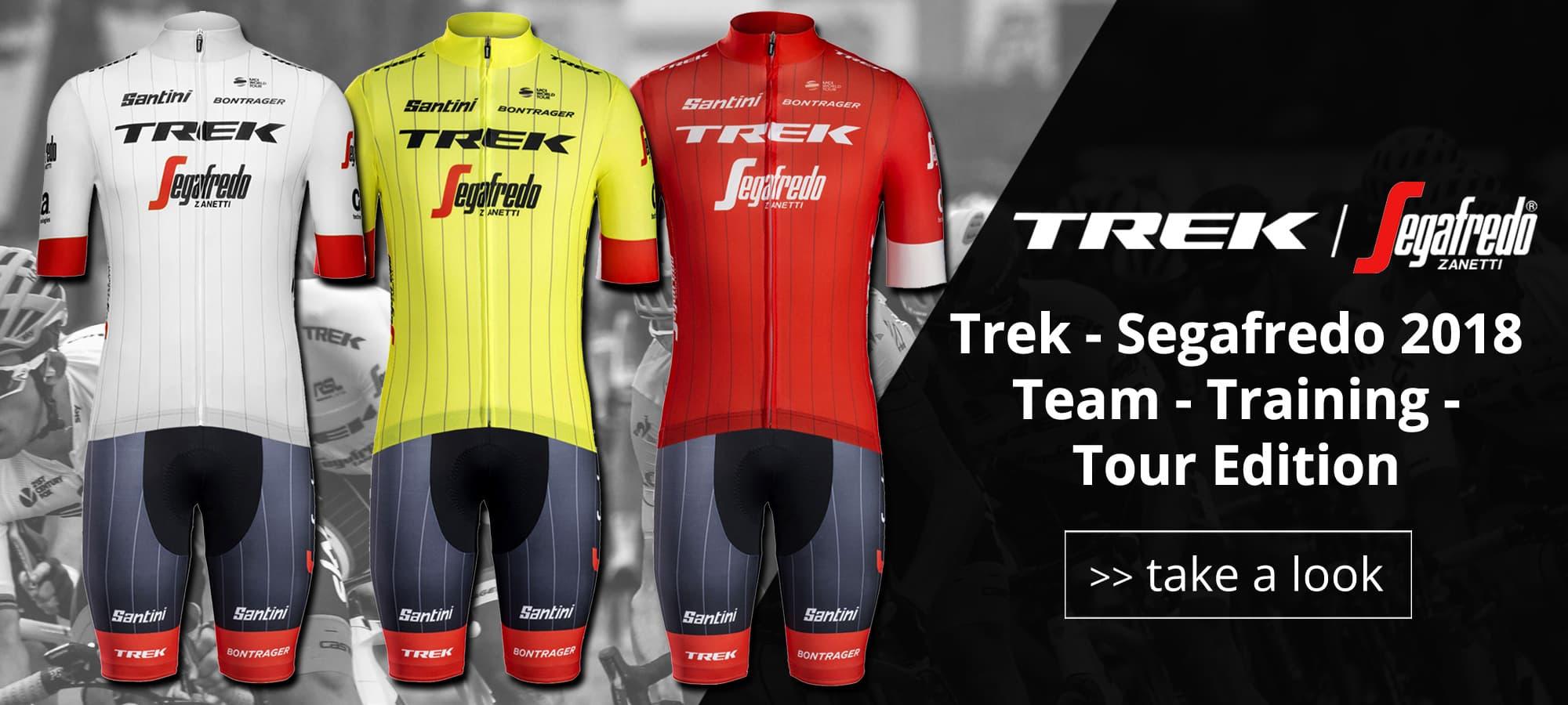 Trek - Segafredo Team, Training and Tour Edition