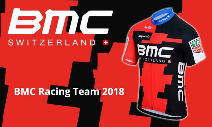 BMC Racing Team 2018