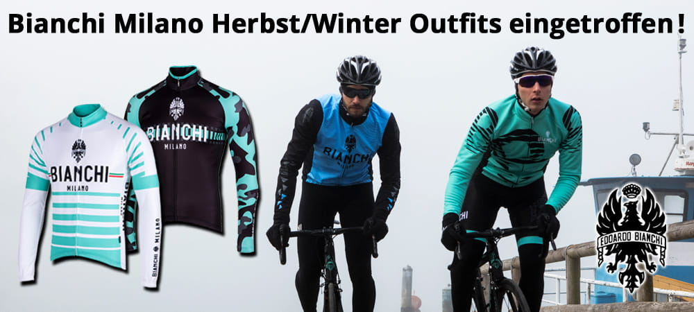 Bianchi Milano Herbst/Winter Outfits