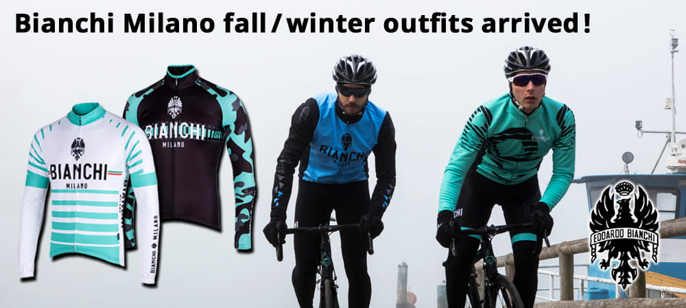 Bianchi Milano fall/winter outfits