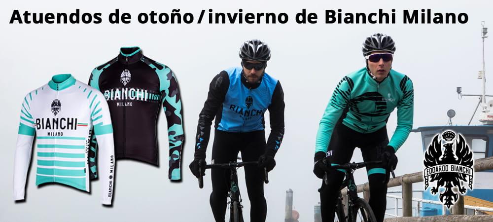 Atuendos de otoño / invierno de Bianchi Milano