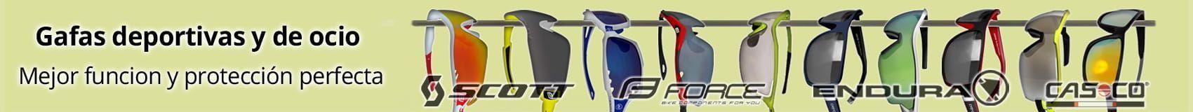 Gafas deportivas y de ocio - Mejor funcion y protección perfecta