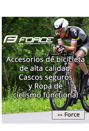 Force - Accesorios de bicicleta y Ropa de ciclismo functional