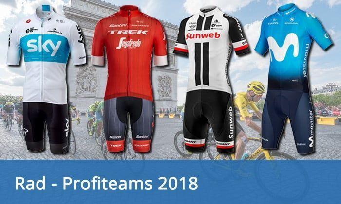 Rad - Profiteams 2018
