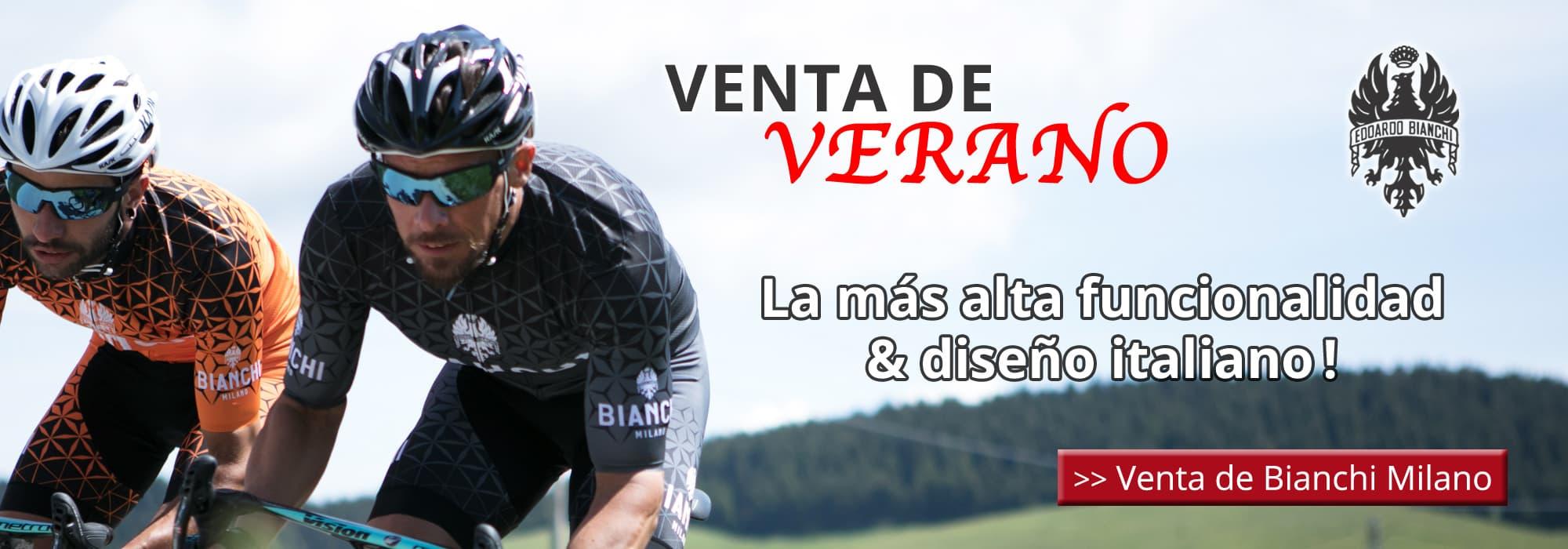 Bianchi Milano - Venta de Verano