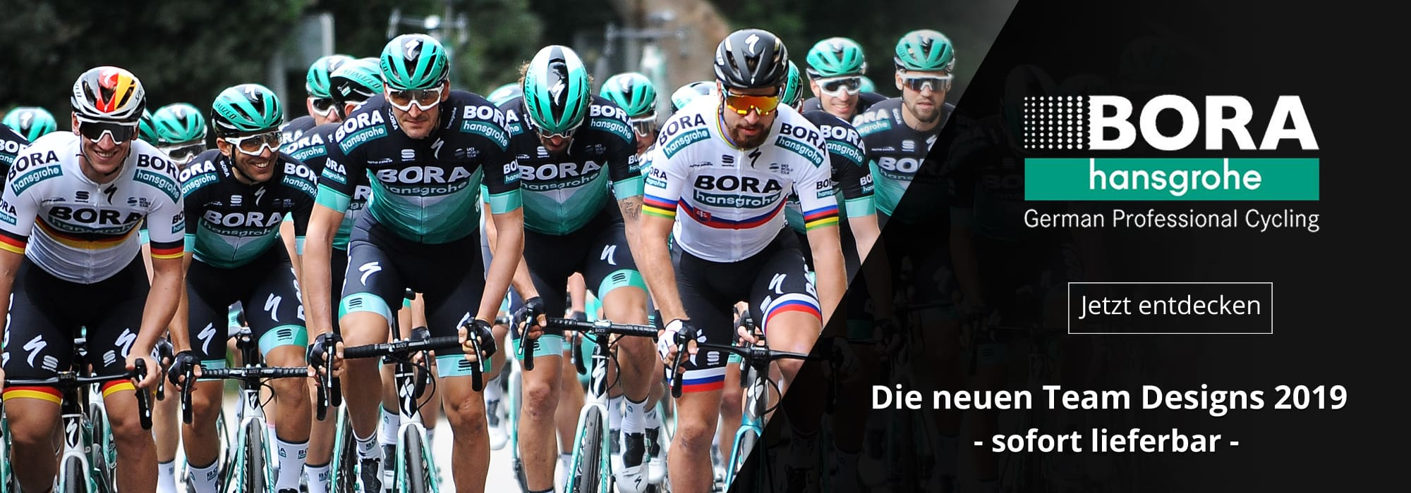 Bora Hansgrohe 2019 - ab sofort lieferbar