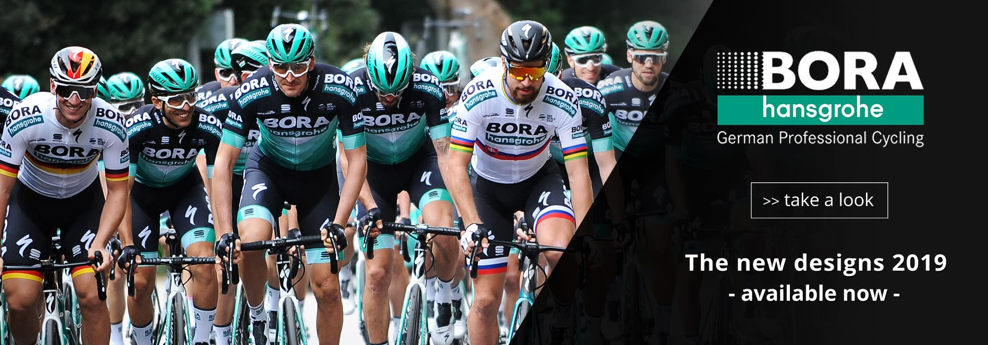 Bora Hansgrohe 2019 - available now