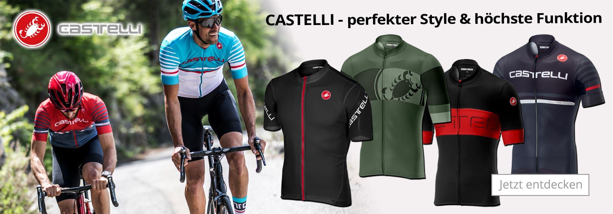 Castelli - Die neue Kollektion 2019