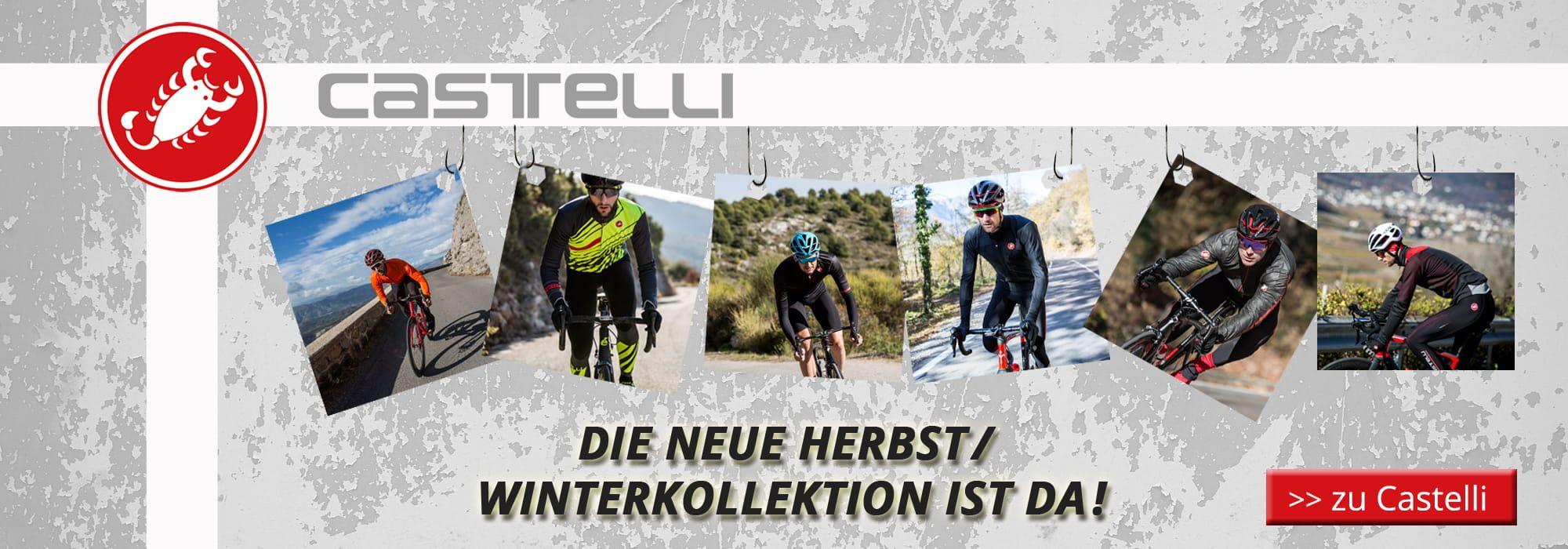 Herbst/ Winter 2018 Castelli - Die neue Herbst/Winter Kollektion ist da!