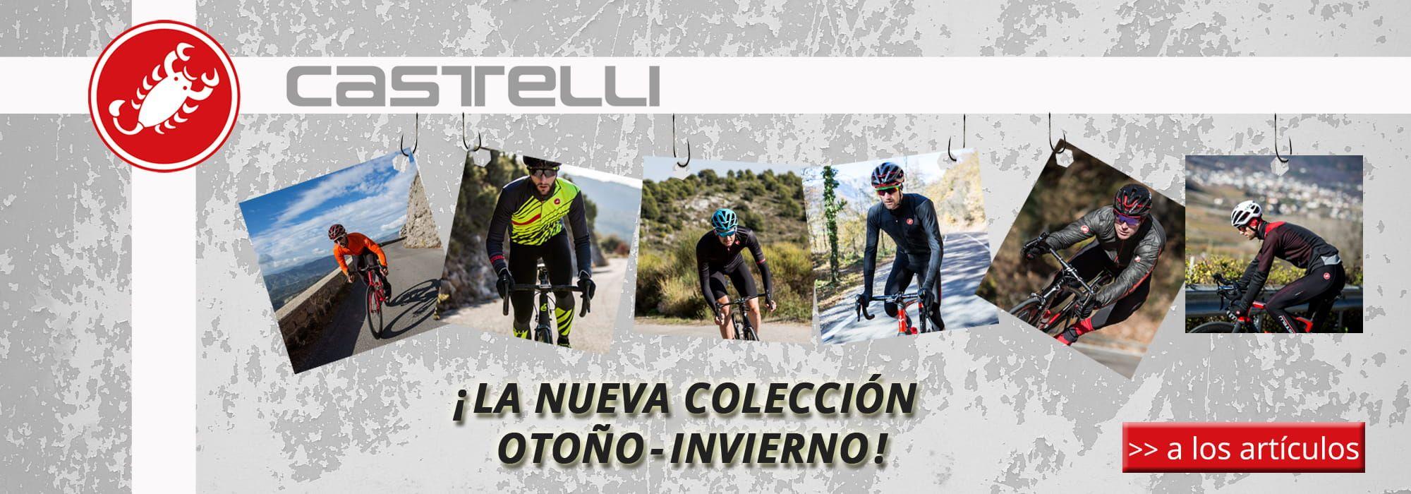 Otoño / invierno Castelli 2018 - ¡  La Nueva Coleccion Otoño / invierno !