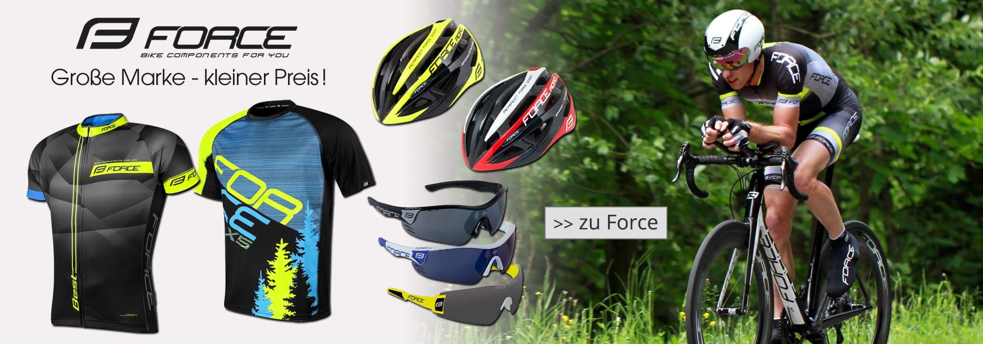 Force Fahrradbekleidung & Zubehör