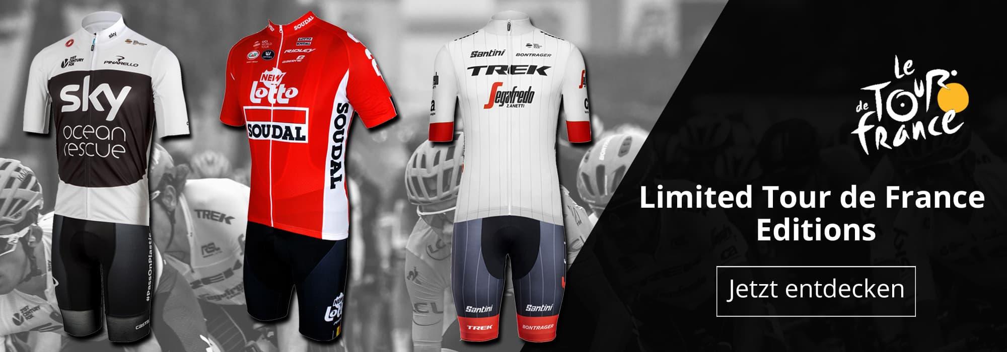 Limitierte Tour de France Editions 2018