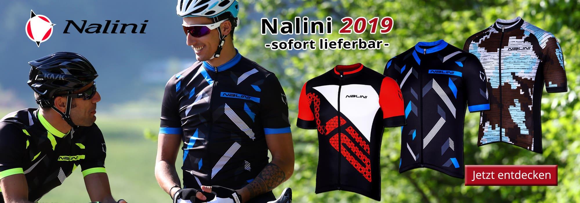 Nalini Frühling/Sommer 2019 ab sofort lieferbar
