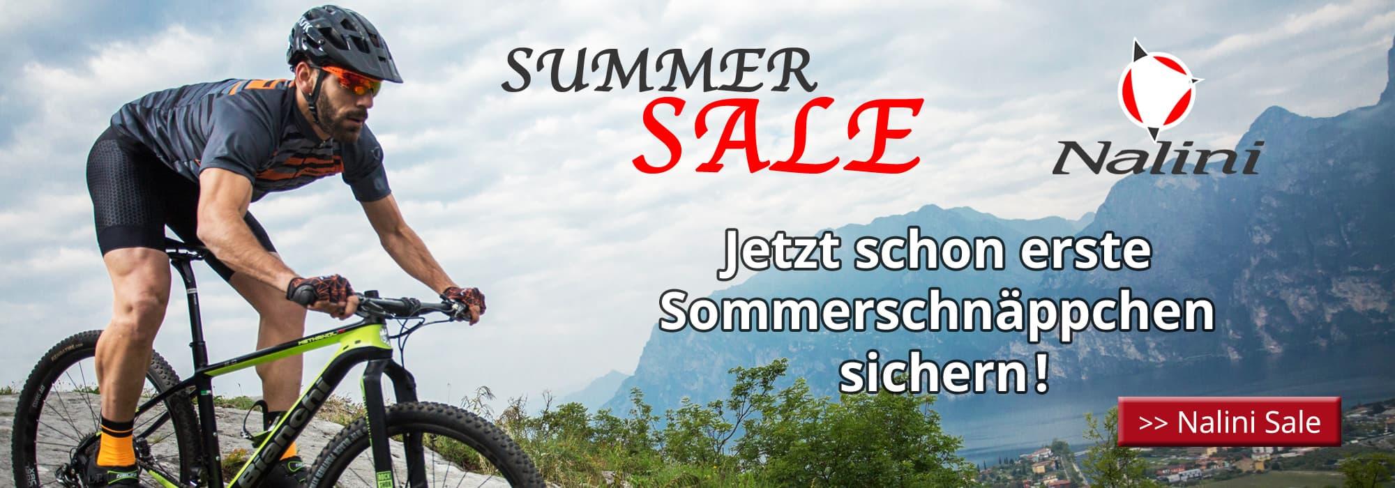 Nalini Summer Sale - Jetzt erste Sommerschnäppchen sichern