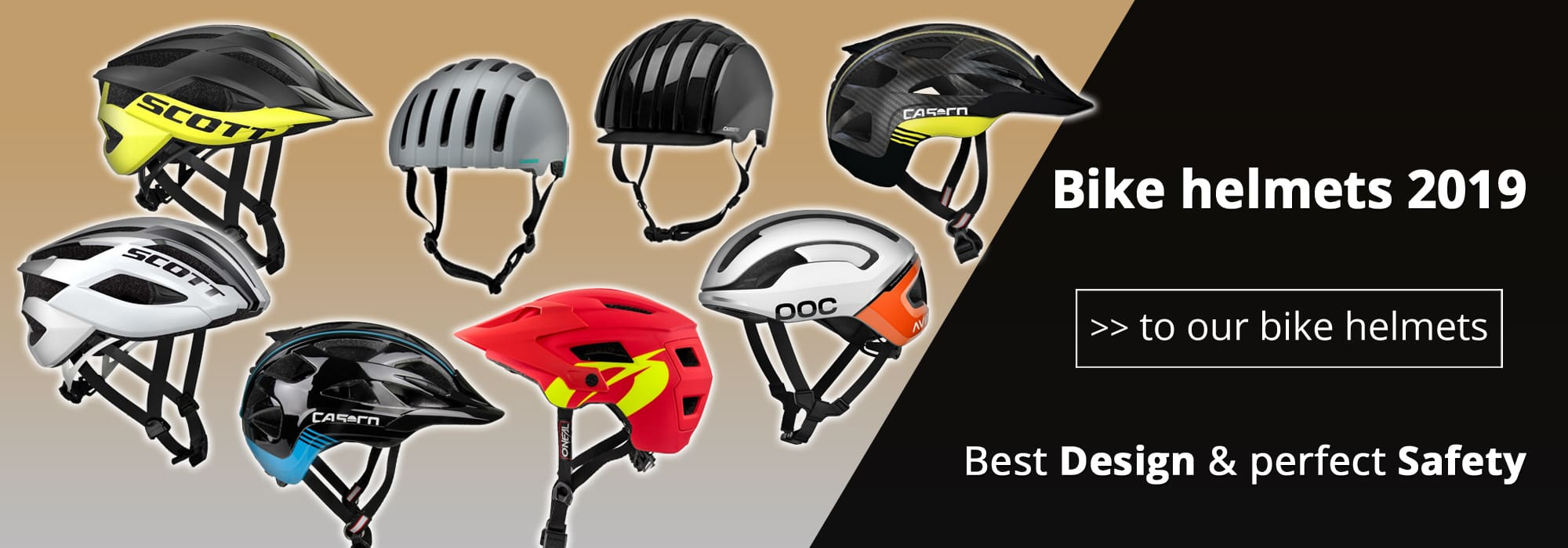 Our bike helmets 2019 offer best design and perfect safety