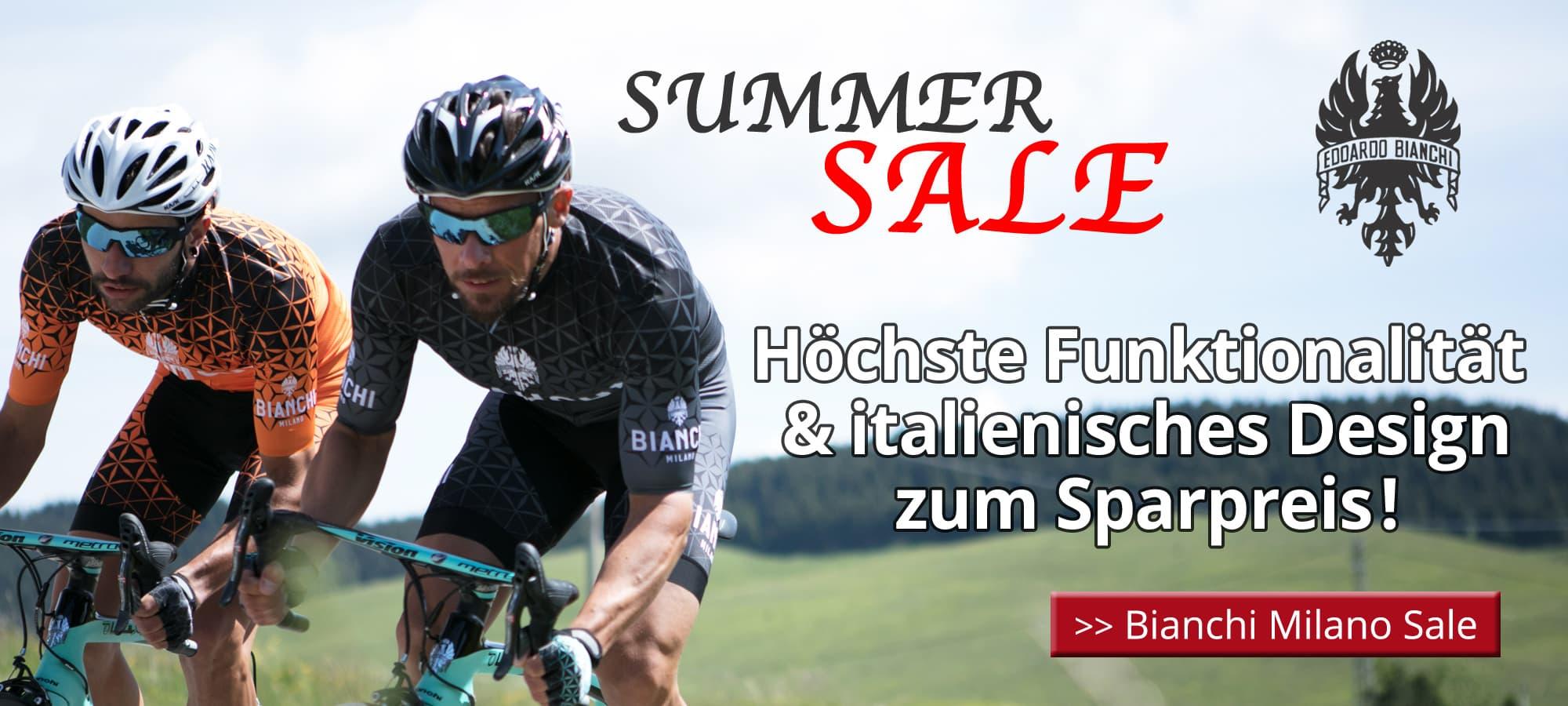 Bianchi Milano Summer Sale - Höchste Funktionalität & italienisches Design zum Sparpreis