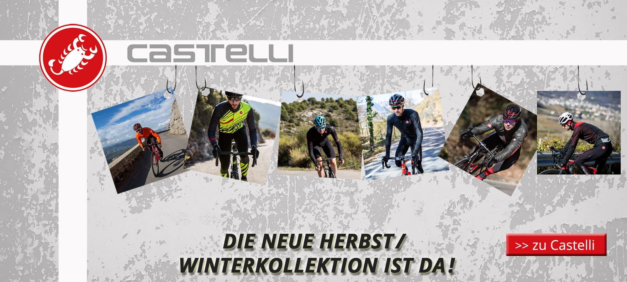 Herbst/ Winter Castelli 2018 - Die neue Herbst / Winterkollektion ist da !