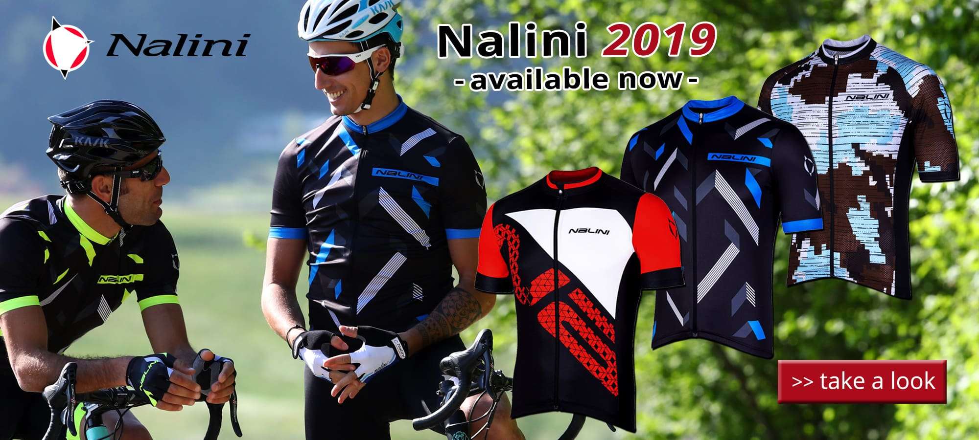 Nalini spring / summer 2019 available now