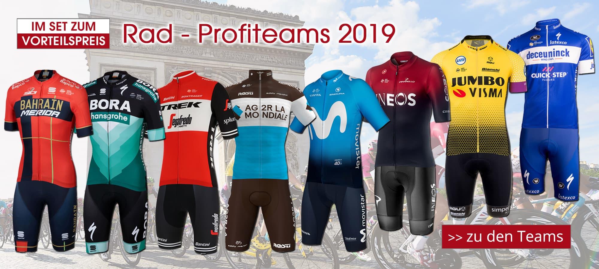 876d40dc95132 Castelli - Die neue Kollektion 2019  Rad - Profiteams 2019 ...