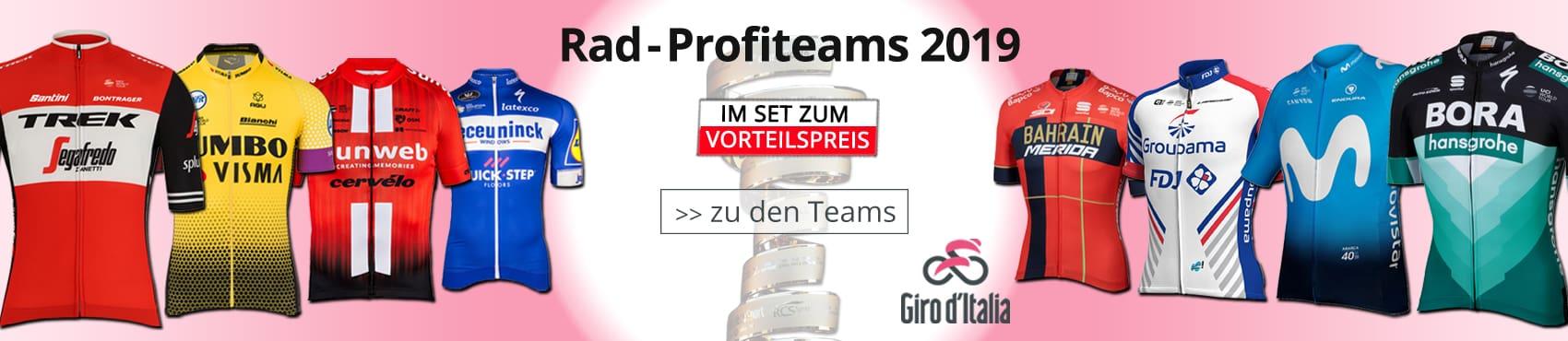 Rad-Profiteams 2019