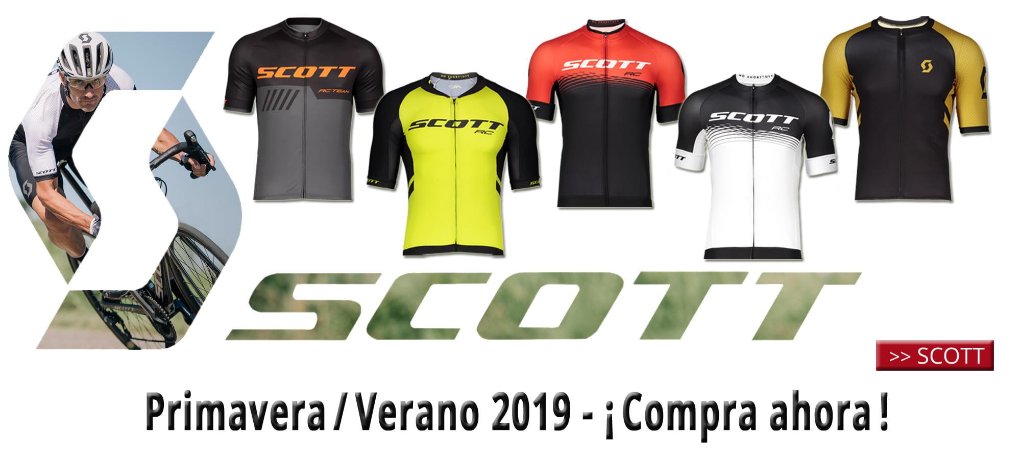 Scott primavera / verano 2019 - ahora disponible