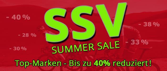 Sommerschlussverkauf - Top Marken zu Top Preisen