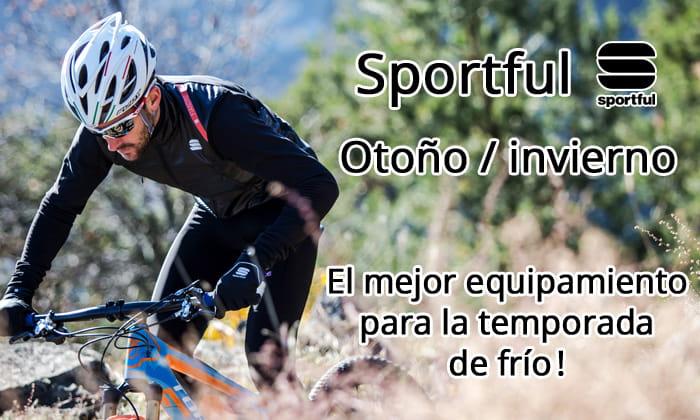 Sportful Otoño / invierno - El mejor equipamiento para la temporada de frío