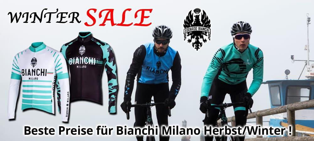 Hot Deals im Bianchi Milano Winter Sale