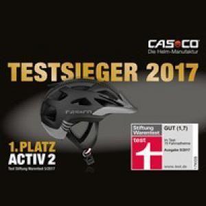 Der Casco Activ 2 ist Testsieger bei Stiftung Warentest & ADAC 5/2017
