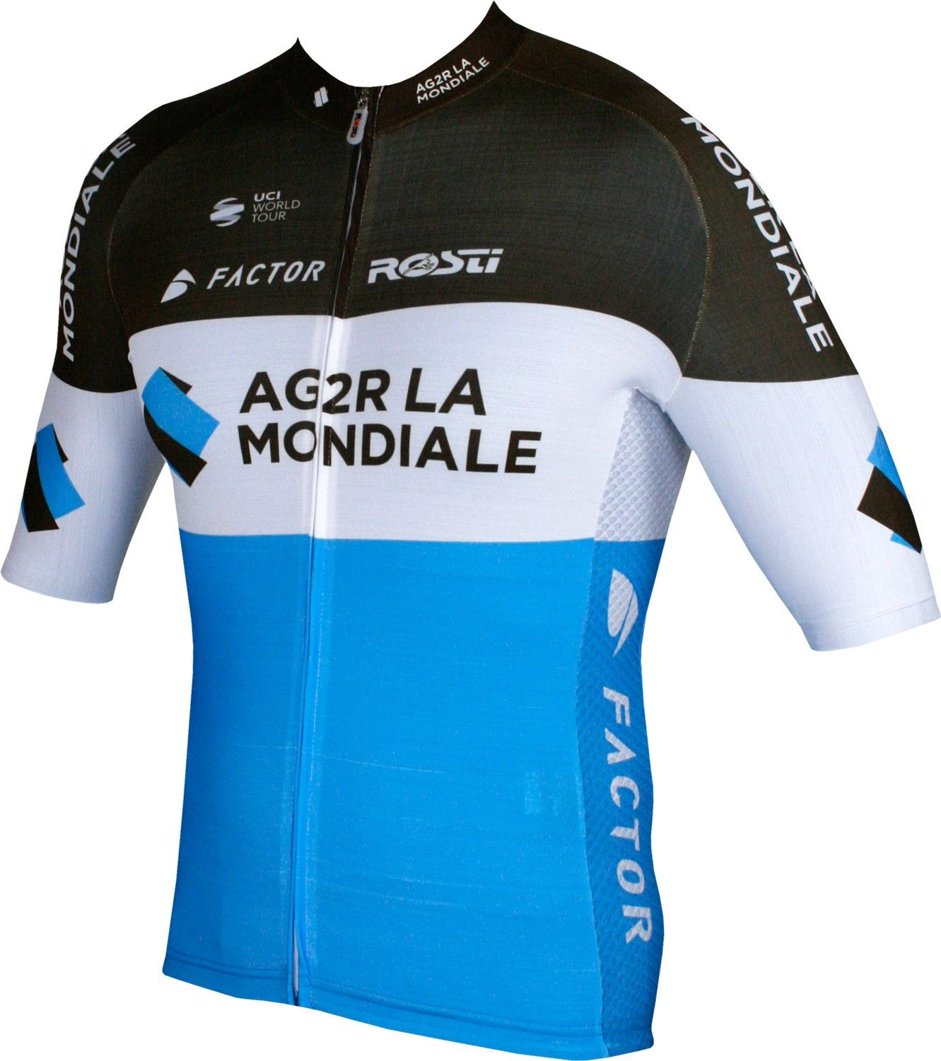 1128497e3 ... short sleeve cycling jersey (long zip) - ROSTI professional. Previous