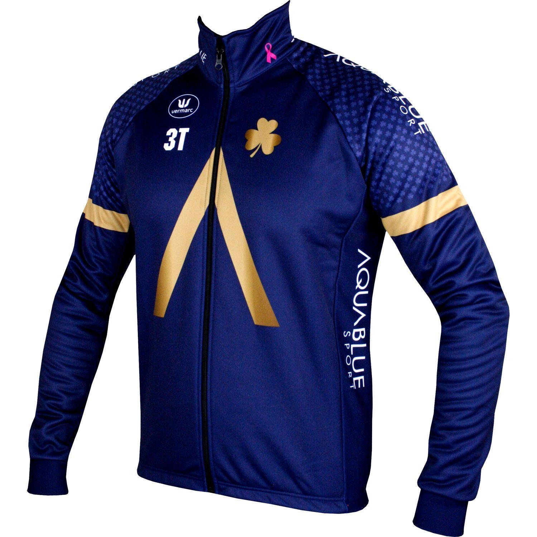 51407ef11 Previous. AquaBlue Sport 2018 winter cycling jacket - Vermarc professional  cycling team