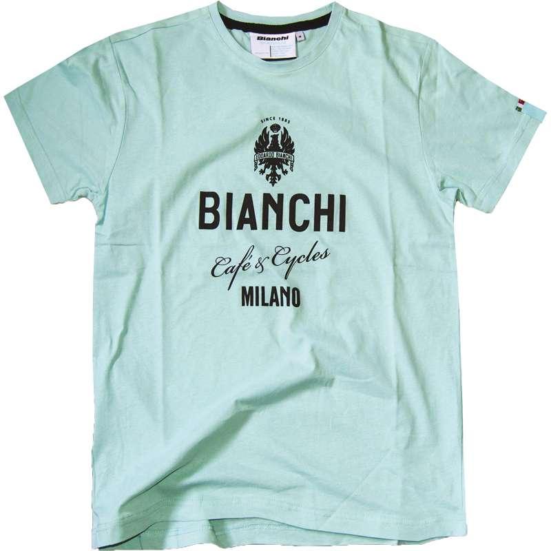 523c96c07b8829 BIANCHI CAFE   CYCLES Shirt celeste