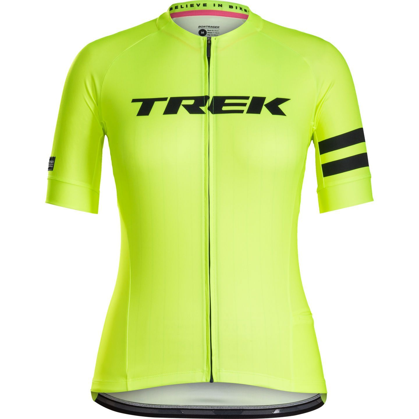 Bontrager ANARA LTD womens short sleeve cycling jersey fluo yellow. Previous 5826e5e17
