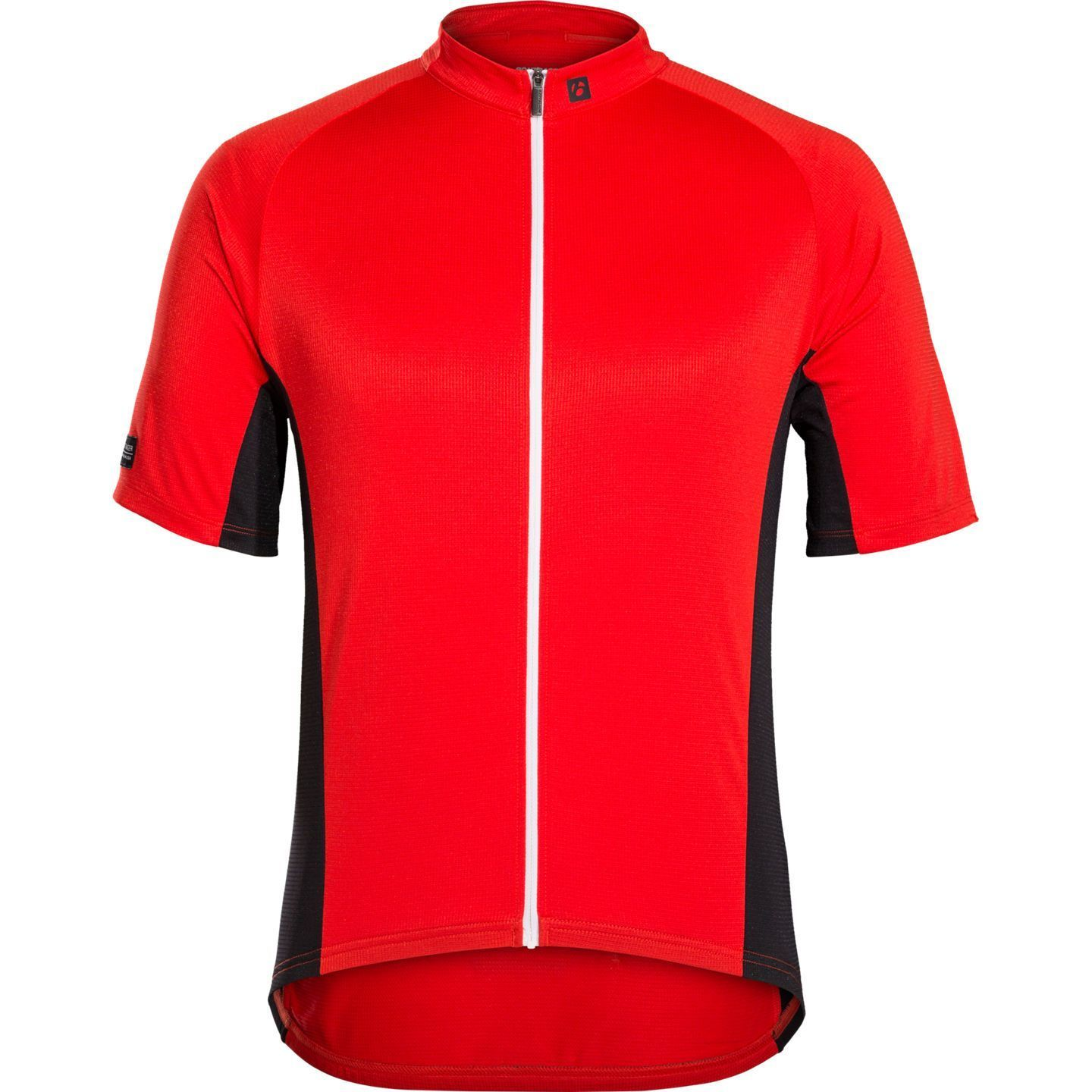 7fd550f8e Bontrager SOLSTICE short sleeve cycling jersey red. Previous