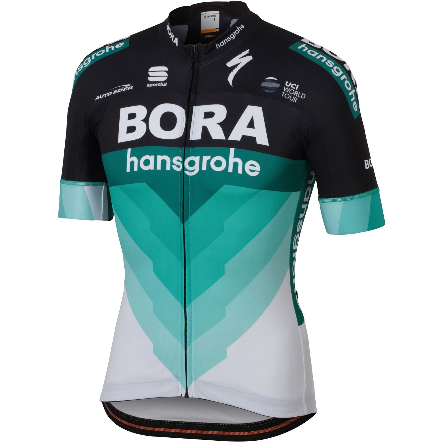Trikotexpress | BORA-hansgrohe 2018 short sleeve cycling jersey ...