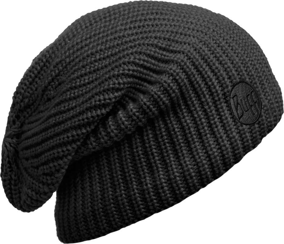 BUFF Knitted   Polar Hat Drip Fashion-Hat black. Lined. 43% e1ad492e4a5