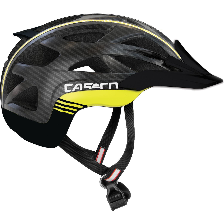 trikotexpress casco activ 2 fahrradhelm schwarz neongelb carbon online kaufen. Black Bedroom Furniture Sets. Home Design Ideas