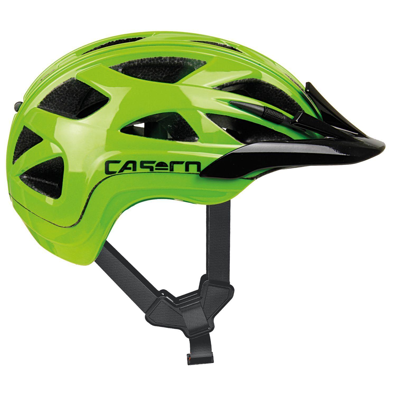trikotexpress casco activ 2 junior cycling helmet green buy online. Black Bedroom Furniture Sets. Home Design Ideas