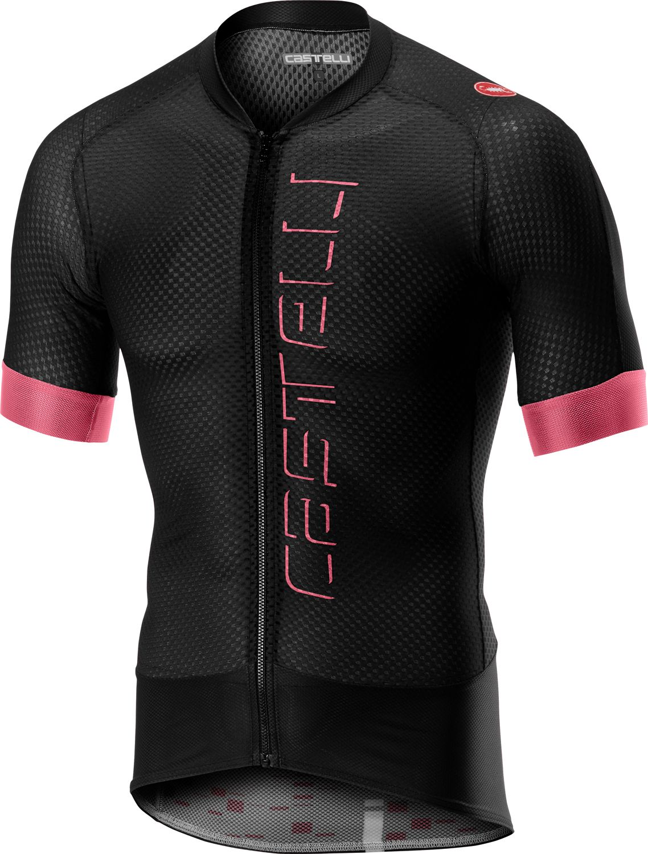 7351424e4 Castelli CLIMBER S 2.0 short sleeve cycling jersey light black. Next. NEW
