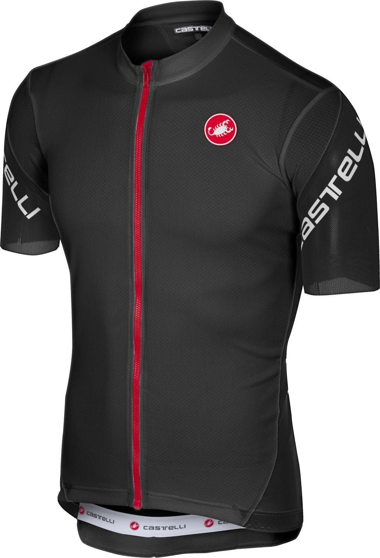 Castelli ENTRATA 3 short sleeve cycling jersey black. Previous a7dcd4971
