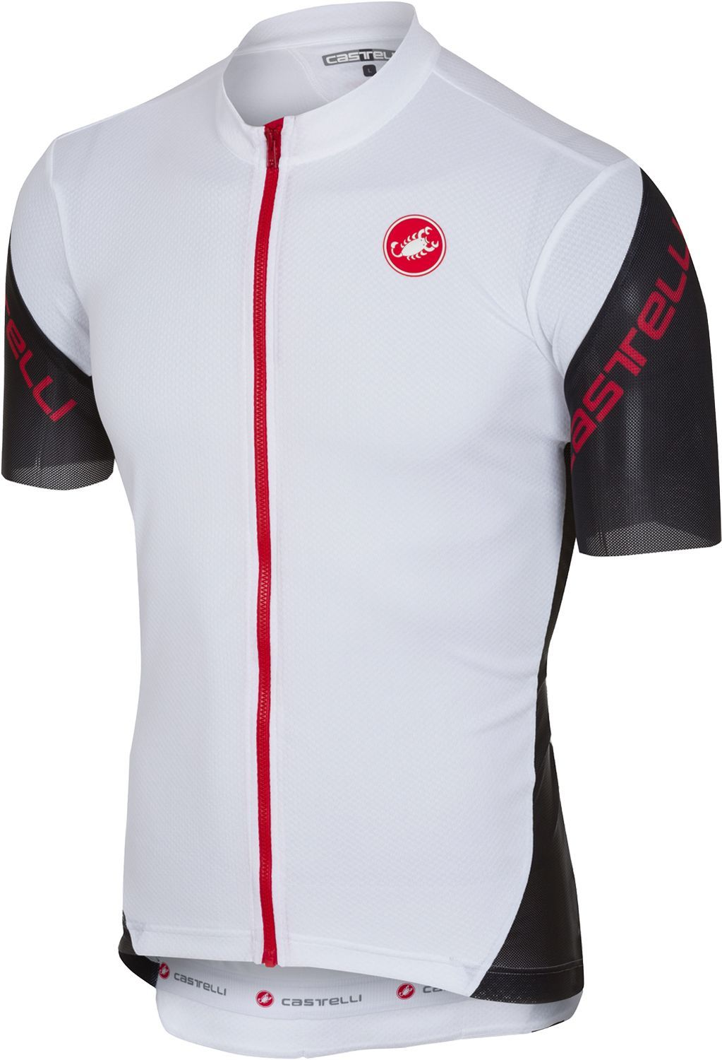 Castelli ENTRATA 3 short sleeve cycling jersey white. Previous d887a5d9c